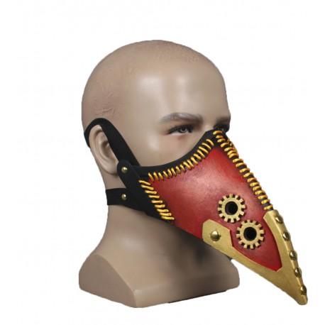 bec masque médecin peste