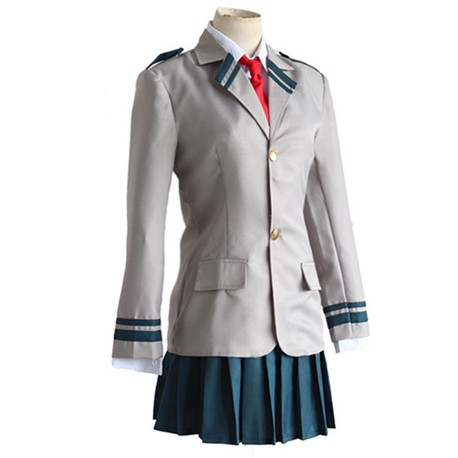 costume My hero Academia fille