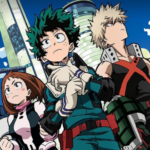 Film My Hero Academia :Two Heroes